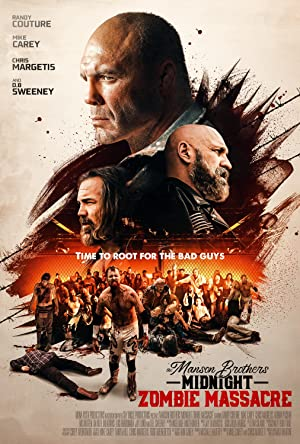 Watch Free The Manson Brothers Midnight Zombie Massacre (2021)