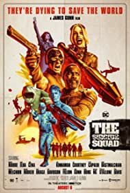 Watch Free The Suicide Squad (2021)