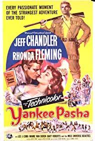 Watch Free Yankee Pasha (1954)