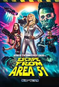 Watch Free Escape from Area 51 (2021)