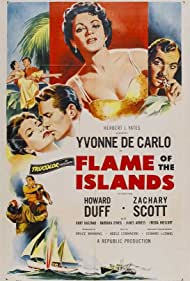 Watch Free Flame of the Islands (1955)