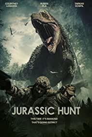 Watch Free Jurassic Hunt (2021)
