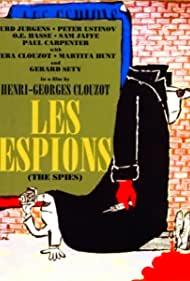 Watch Free Les espions (1957)