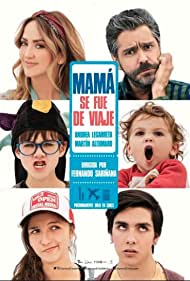 Watch Free Mamá se fue de viaje (2019)
