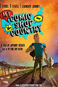 Watch Free My Comic Shop Country (2019)