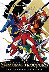 Watch Free Yoroiden Samurai Troopers (19881995)