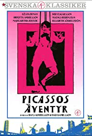 Watch Free The Adventures of Picasso (1978)