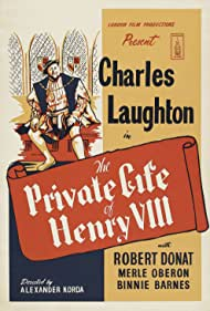 Watch Free The Private Life of Henry VIII (1933)