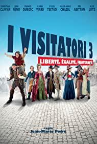 Watch Free Les visiteurs: La révolution (2016)