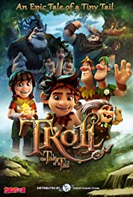 Watch Free Troll: The Tale of a Tail (2018)
