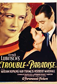 Watch Free Trouble in Paradise (1932)