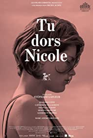 Watch Free Tu dors Nicole (2014)