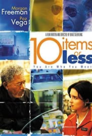 Watch Free 10 Items or Less (2006)