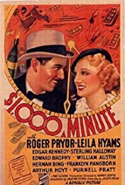 Watch Free 1,000 Dollars a Minute (1935)