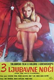 Watch Free 3 notti damore (1964)