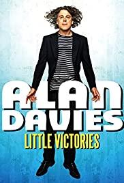 Watch Free Alan Davies: Little Victories (2016)