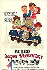 Watch Free Bon Voyage! (1962)