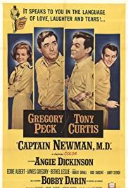 Watch Free Captain Newman, M.D. (1963)