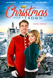 Watch Free Christmas with a Crown (2020)