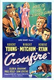 Watch Free Crossfire (1947)