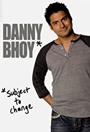 Watch Free Danny Bhoy: Subject to Change (2010)