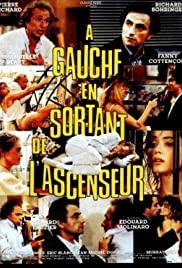 Watch Free À gauche en sortant de lascenseur (1988)