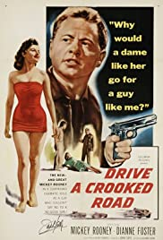 Watch Free Drive a Crooked Road (1954)