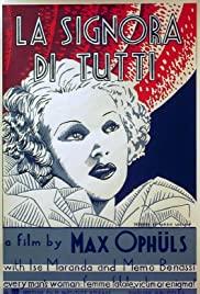 Watch Free Everybodys Woman (1934)
