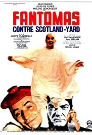 Watch Free Fantomas vs. Scotland Yard (1967)