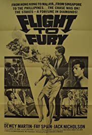 Watch Free Flight to Fury (1964)