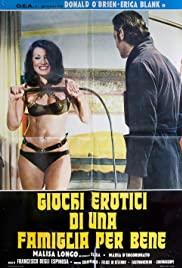 Watch Free Giochi erotici di una famiglia per bene (1975)