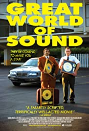 Watch Free Great World of Sound (2007)