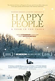 Watch Free Happy People: A Year in the Taiga (2010)