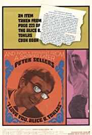 Watch Free I Love You, Alice B. Toklas! (1968)