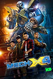 Watch Free MechX4 (20162018)