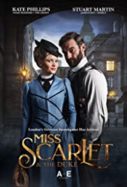 Watch Free Miss Scarlet and the Duke (2020 )