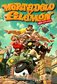 Watch Free Mortadelo and Filemon: Mission Implausible (2014)