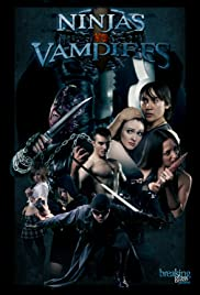 Watch Free Ninjas vs. Vampires (2010)