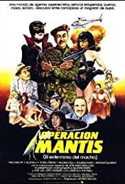 Watch Free Operación Mantis (El exterminio del macho) (1985)