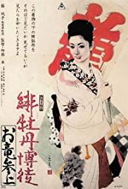 Watch Free Hibotan bakuto: Oryû sanjô (1970)