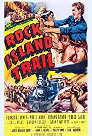 Watch Free Rock Island Trail (1950)