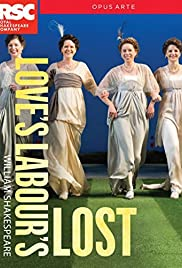 Watch Free Royal Shakespeare Company: Loves Labours Lost (2015)