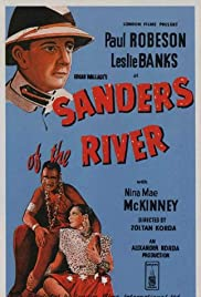 Watch Free Sanders of the River (1935)