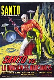 Watch Free Santo vs. the Martian Invasion (1967)