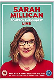 Watch Free Sarah Millican: Control Enthusiast Live (2018)
