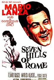 Watch Free Seven Hills of Rome (1957)