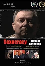 Watch Free Sexocracy: The man of Bunga Bunga (2012)