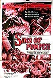 Watch Free Sins of Pompeii (1950)