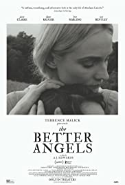 Watch Free The Better Angels (2014)