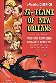 Watch Free The Flame of New Orleans (1941)